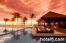 斐濟海灘希爾頓度假酒店