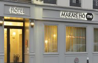 Hotel Marais Home