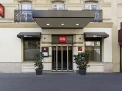 巴黎北站TGV宜必思酒店