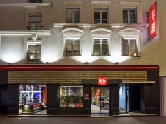 巴黎東站TGV宜必思酒店