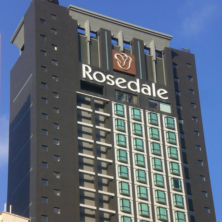 Rosedale Hotel Hong Kong (Former: Rosedale on the Park Hotel)