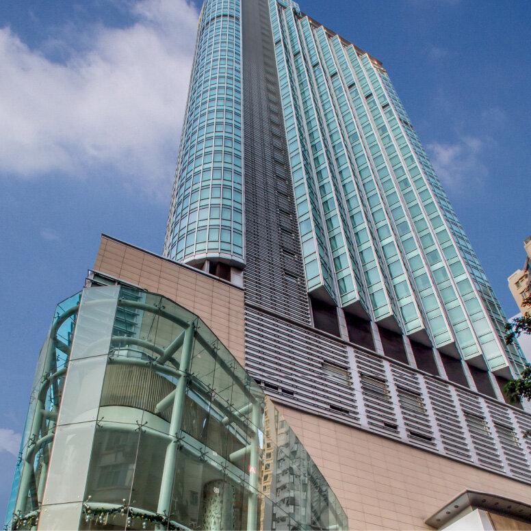 L'hotel Causeway Bay Harbour View Hong Kong
