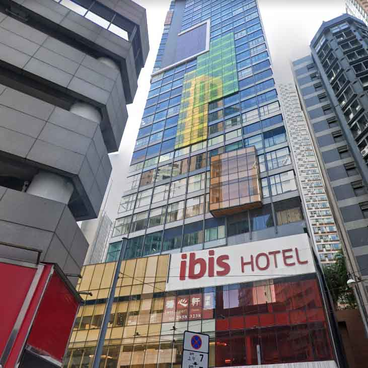 ibis  Central And Sheung Wan Hong Kong