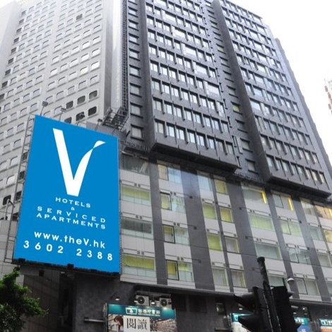V Causeway Bay Hotel  Hong Kong