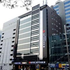 首尔 首爾 天空花園酒店明洞3號店