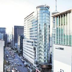 首尔 首爾 明洞羅伊薩酒店