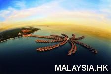 吉隆坡 黃金棕櫊樹海上度假村