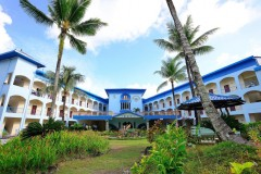 帛琉愛來渡假會館水漾天堂度假村
