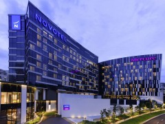 新加坡 諾富特 史蒂文斯酒店