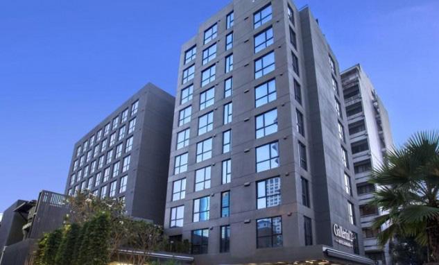 曼谷  12 巷 格乐丽雅 酒店