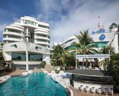 A-One The Royal Cruise Hotel Pattaya Beach
