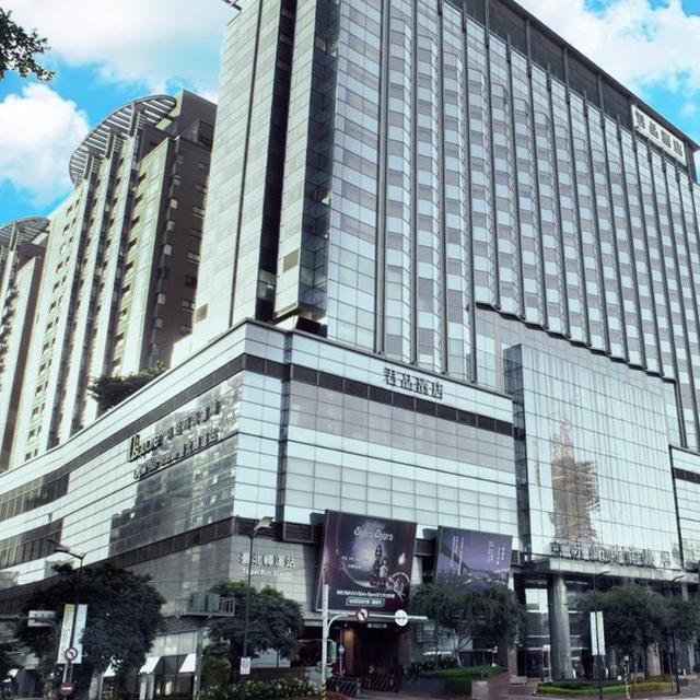 台北 君品酒店